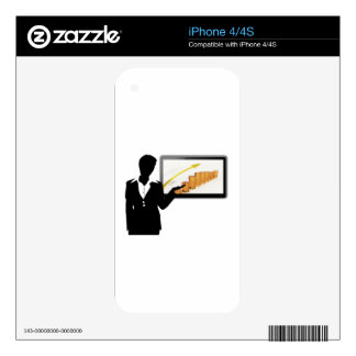 presentation-2241 decal for the iPhone 4S