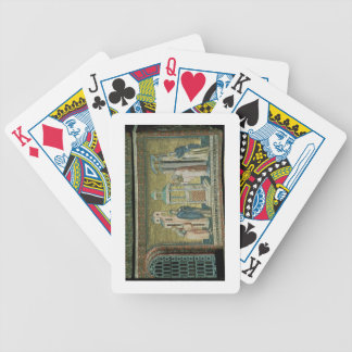 Presentation in the Temple, detail from the Story Bicycle Playing Cards