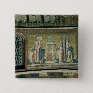 Presentation in the Temple, detail from the Story Button