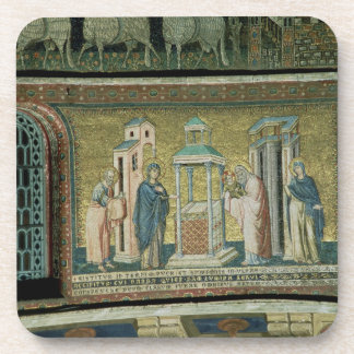 Presentation in the Temple, detail from the Story Coaster