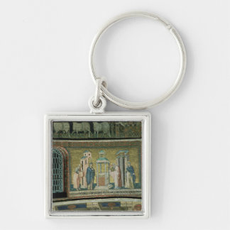 Presentation in the Temple, detail from the Story Keychain