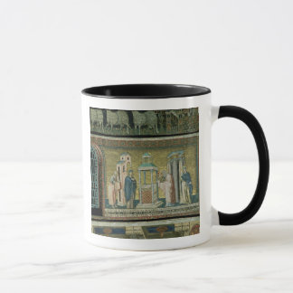 Presentation in the Temple, detail from the Story Mug
