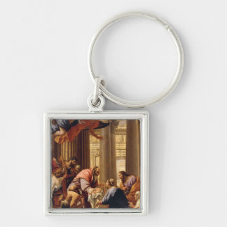 Presentation in the Temple Keychain