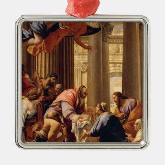 Presentation in the Temple Metal Ornament