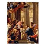 Presentation in the Temple Postcard