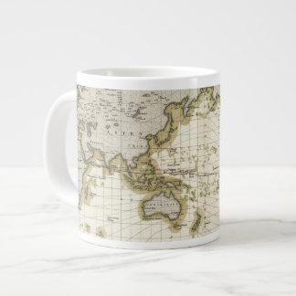 presentation isodynamic lines 20 oz large ceramic coffee mug