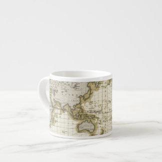 presentation isodynamic lines 6 oz ceramic espresso cup