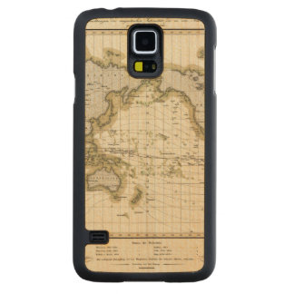 presentation isodynamic lines carved maple galaxy s5 case