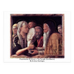 Presentation Of Christ In The Temple (Candlemas), Postcard