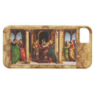 PRESENTATION OF JESUS TO THE TEMPLE iPhone SE/5/5s CASE