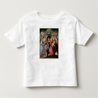 Presentation of the Chasuble to St. Ildefonso Toddler T-shirt
