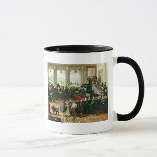 Presentation to Duke Phillip II Mug