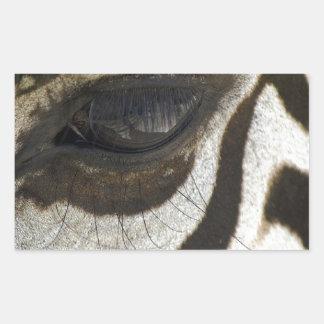 Presente blanco y negro del regalo del safari del rectangular altavoz