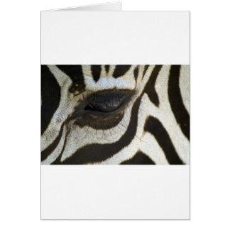Presente blanco y negro del regalo del safari del  felicitación