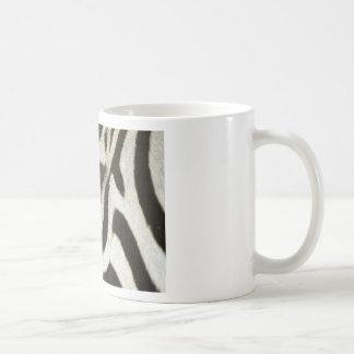 Presente blanco y negro del regalo del safari del  taza de café