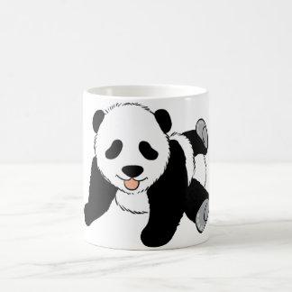 Presente blanco y negro lindo del regalo del amant taza de café