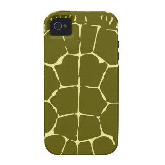 Presente del regalo del océano del mar de Shell de Vibe iPhone 4 Carcasa