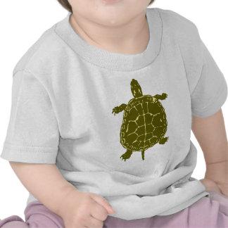 Presente del regalo del océano del mar de Shell de Camisetas