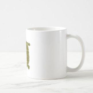 Presente del regalo del océano del mar de Shell de Tazas De Café