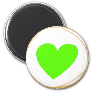 presente do dia dos namorados bonitos 2 inch round magnet