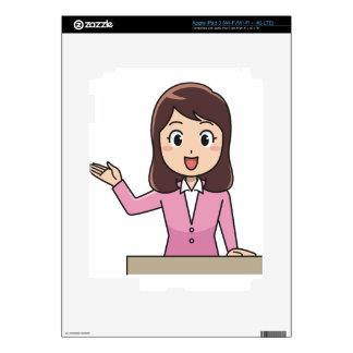 Presenter Skin For iPad 3
