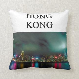 presentes de los regalos de China de Hong-Kong Almohadas