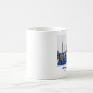Presenting The Taj - Customized Coffee Mug