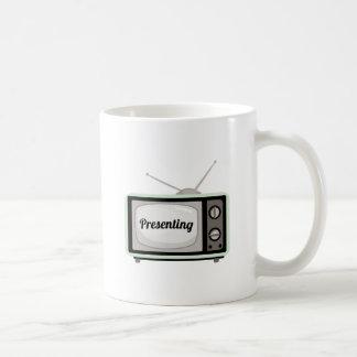 Presenting TV Mugs