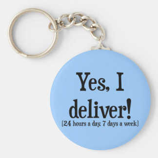 Presents for Midwives & OBs Key Chains