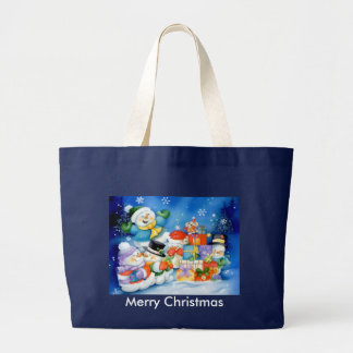 Presents For the Frosty Family Bags