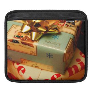 Presents mf iPad sleeve
