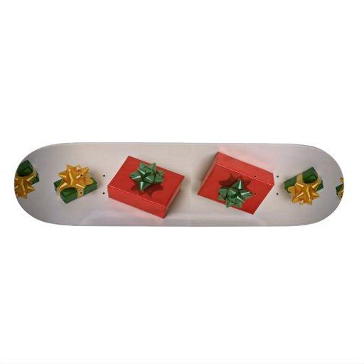 Presents Custom Skate Board