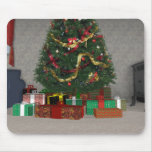 Presents Under The Christmas Tree: Mouse Pad