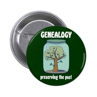 Preservar el pasado pin redondo de 2 pulgadas