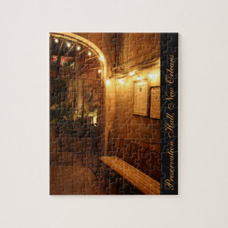 Preservation Hall, New Orleans Puzzle