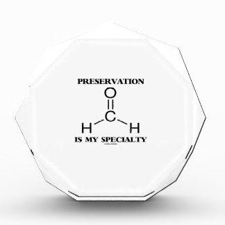 Preservation Is My Specialty Formaldehyde Molecule Awards
