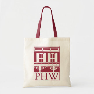 Preservation of Historic Winchester Logo Tote Budget Tote Bag