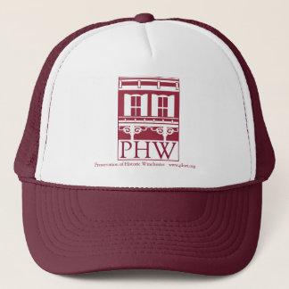 Preservation of Historic Winchester Logo Trucker Hat