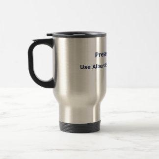 Preserve Area Mug