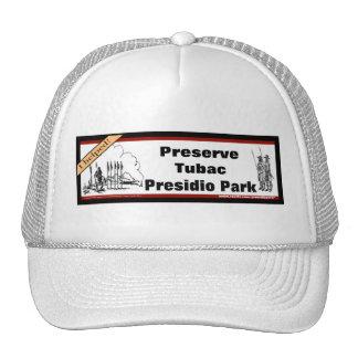 Preserve el gorra de Presidio