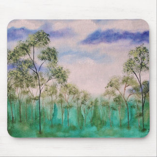 Preserve From Original Painting Mouse Pad