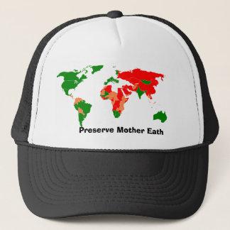 Preserve Mother Earth Trucker Hat