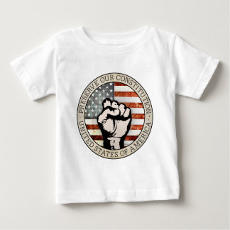 Preserve Our Constitution Baby T-Shirt