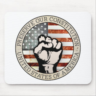 Preserve Our Constitution Mouse Pad