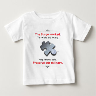 Preserve Our Military Baby T-Shirt