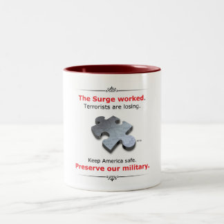 Preserve Our Military Mugs