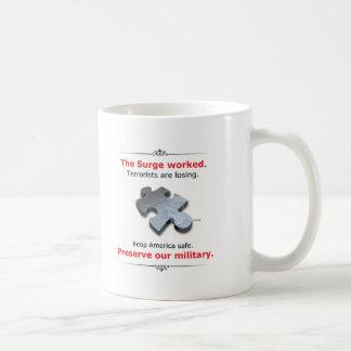 Preserve Our Military Mug