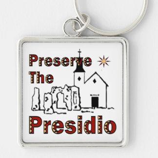 Preserve the Presidio keychain