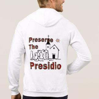 Preserve the Presidio Zip Hoodie