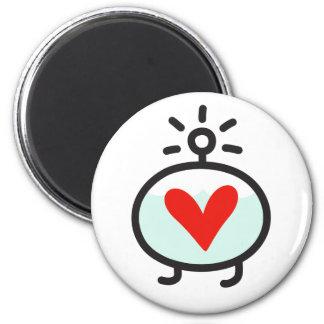 Preserve Thy Love Forever Magnet
